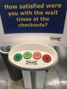 IKEA ügyfélelégedettség
