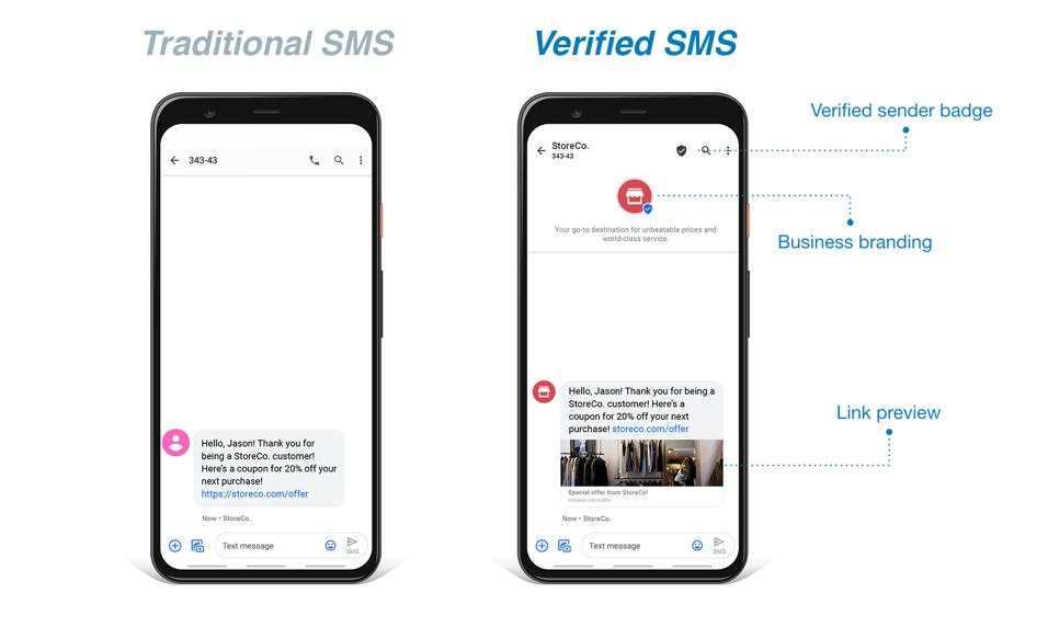 verified sms